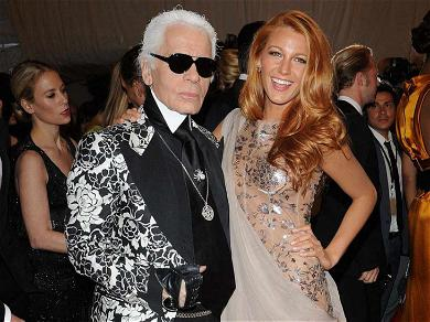 Celebrities Mourn the Loss Of Chanel Designer Karl Lagerfeld