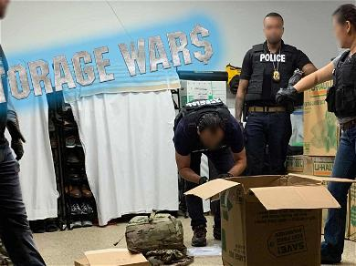 'Storage Wars' Property Seized by Feds After Discovery of Equipment Used In Possible 'Espionage Attack'