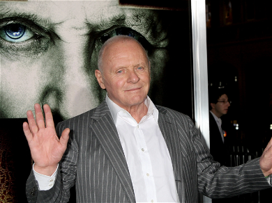 Anthony Hopkins May Have Been Asleep When His Oscar Win Was Announced