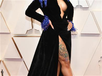 Blac Chyna Shows Up to Oscars as a 'Plus-One'