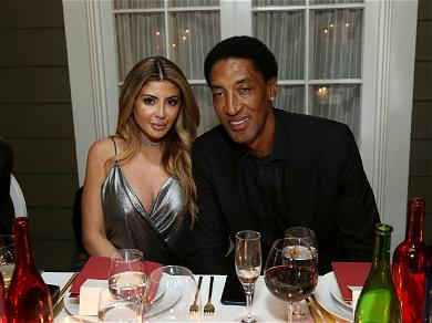 Larsa Pippen Shows Scottie Made More Money Than Michael Jordan During Career Even With Bad Bulls Contract