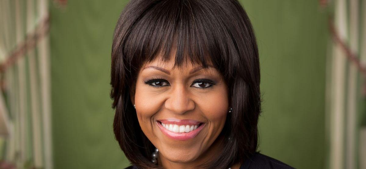 Michelle Obama Gets Loud Supporting Vanessa Bryant