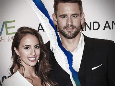 Another 'Bachelor' Couple Bites the Dust! Nick Viall and Fiancée Vanessa Grimaldi Break Up