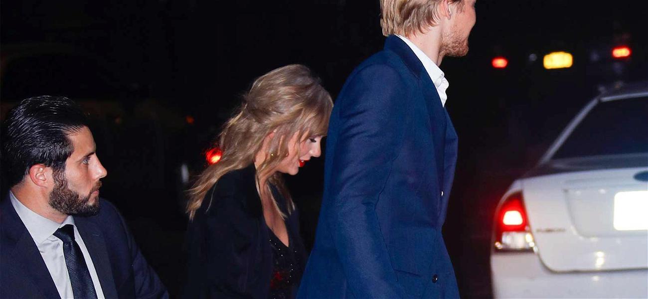 Taylor Swift Let Boyfriend Joe Alwyn Soak Up the Spotlight at His Movie Premiere