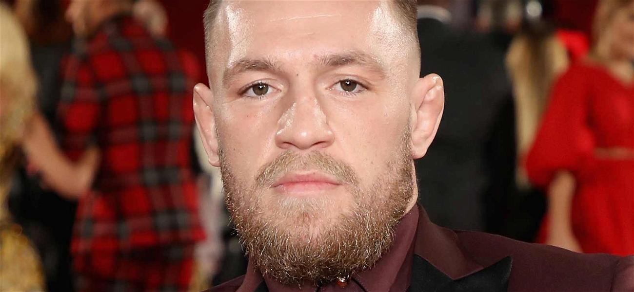 Conor McGregor Stopped by Customs After Landing in U.S., Entourage Members Sent Back to Ireland
