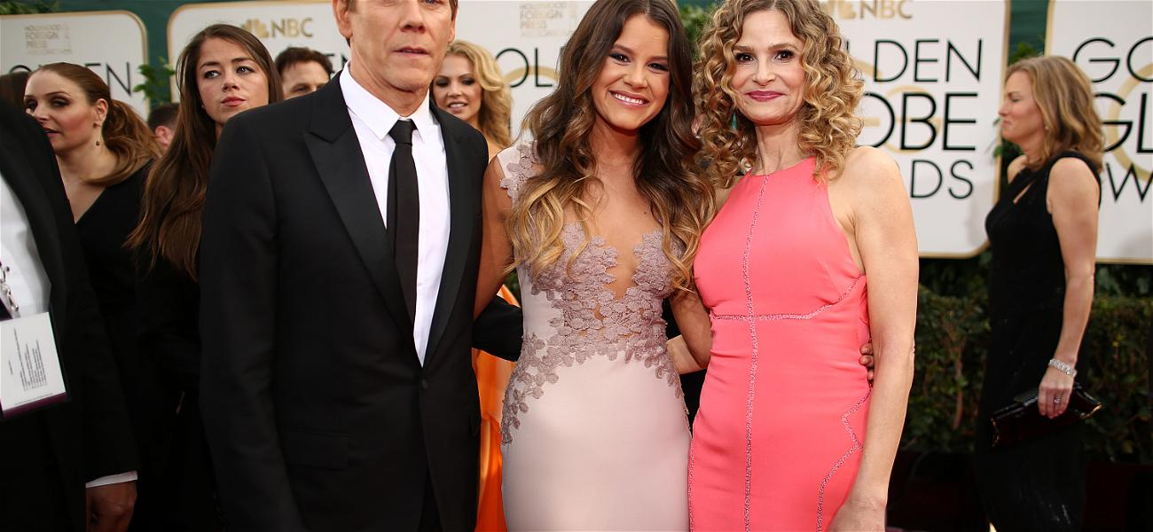 A Look Inside the Family Life of Kevin Bacon and Kyra Sedgwick