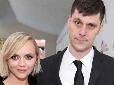 Christina Ricci's Husband Fires Back, Files His Own Restraining Order Against the Actress