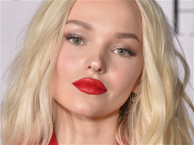 Dove Cameron Dubbed A 'Queer Icon' In Pink Underwear