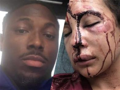 911 Call at LeSean McCoy House, Ex-GF Says 'I'm Bleeding Everywhere!'