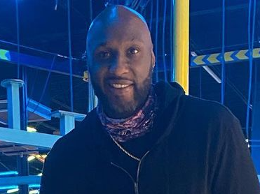 Lamar Odom All Smiles With Fiancé Sabrina Parr After Sobriety Conerns