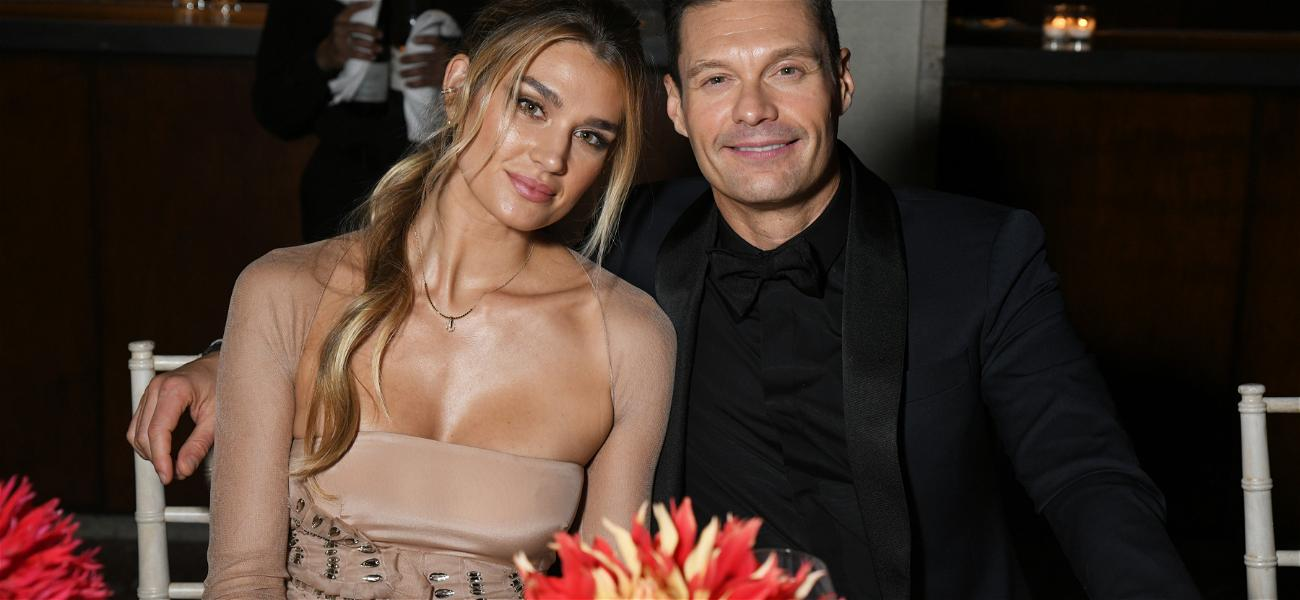 Ryan Seacrest Spotted With New Woman After Split From Shayna Taylor Was Confirmed