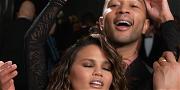 What Are Chrissy Teigen and John Legend Doing in Kris Jenner's Bed?