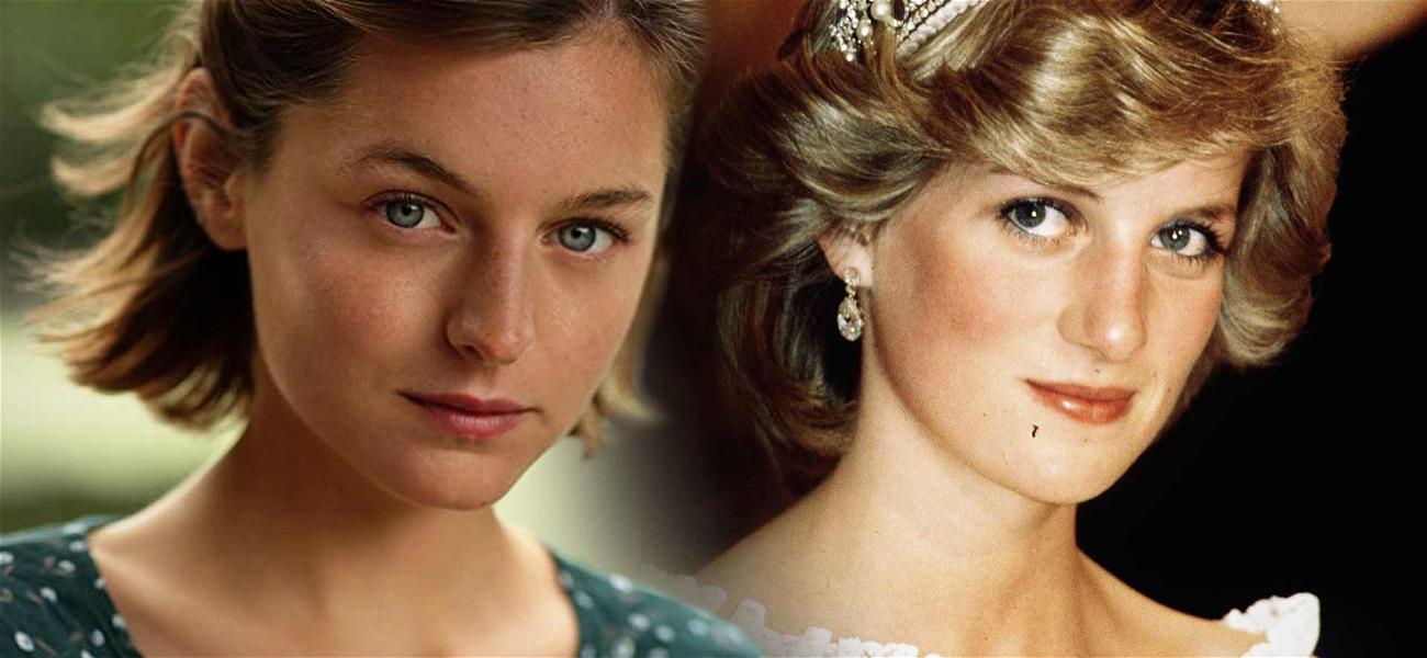 Young Actress is Excited After Landing Role of Princess Diana on 'The Crown'