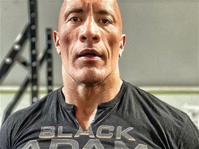 Dwayne 'The Rock' Johnson Has Thunder Things For Black Adam
