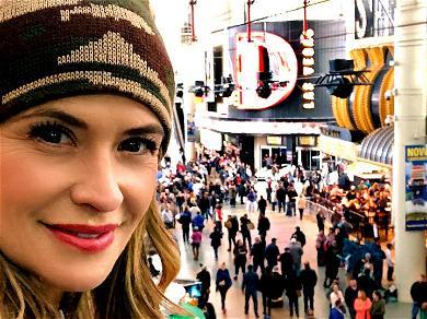 Kristy Swanson Goes Zipping Around Vegas for Son's Birthday