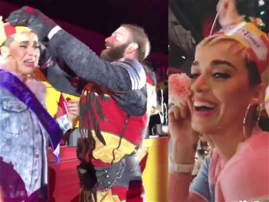 Katy Perry Is Now An Actual Queen (At Medieval Times)