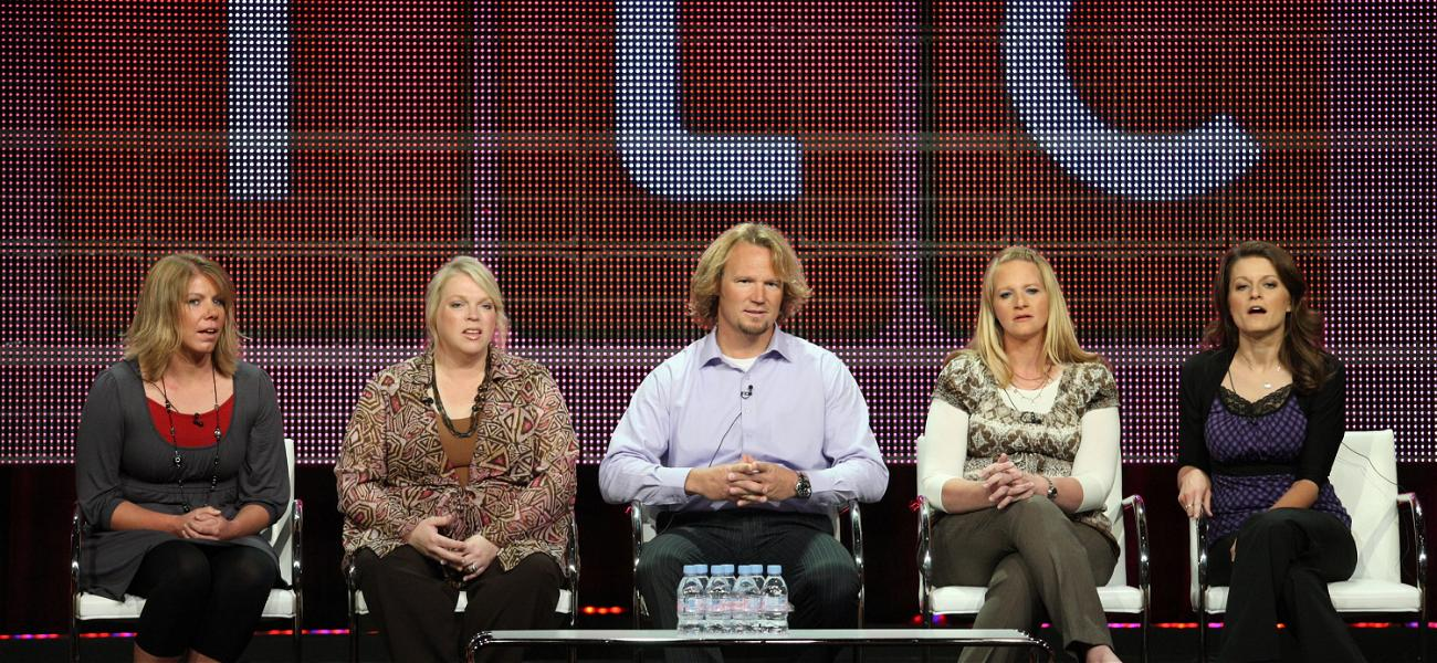 'Sister Wives' Star Praises Fellow Wife For Being 'Brave'