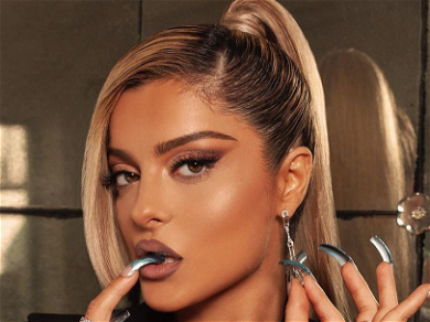Bebe Rexha Looks Smoking Hot In The Driver's Seat Of The Brand New Ferrari She Bought Her New Boy Toy