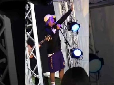 Justin Bieber Performs for the First Time in Months in Lowkey Coachella Set