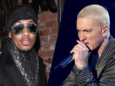 Nick Cannon Drops Eminem Diss Track After Recent Mariah Carey Comments