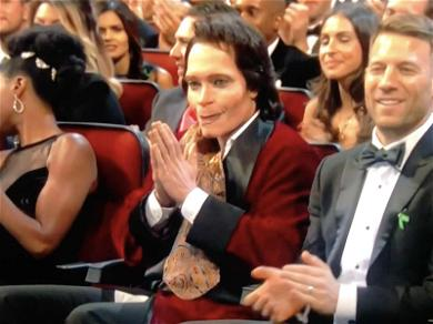 Donald Glover Is at the Emmys Dressed as Teddy Perkins (UPDATE)