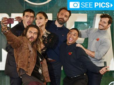 'Justice League' Stars Look Superhumanly Good While Promoting Flick