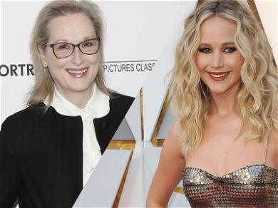 Meryl Streep and Jennifer Lawrence Each Owed Six Figures by The Weinstein Company