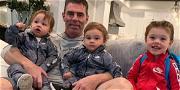 Jim Edmonds Mocks Meghan King Feud By Labeling Kids 'Tenants'