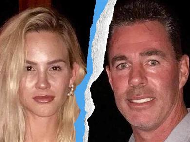 Jim Edmonds Wants Primary Custody Of Kids In Divorce From 'RHOC' Star Meghan King