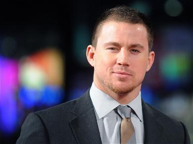 Channing Tatum Seen Out And About For The First Time Since His Split From Jessie J