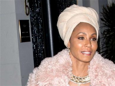 Jada Pinkett Smith Wanted as 'Inspirational' Ambassador for Alopecia Foundation
