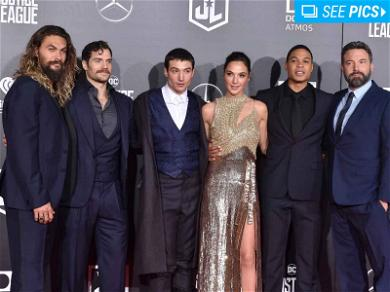 'Justice League' Premiere: Fighting Crime Never Looked So Good!