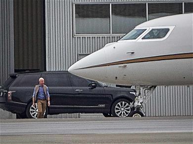 Amazon's Jeff Bezos Gets Prime Travel to Los Angeles for Award Amid Divorce