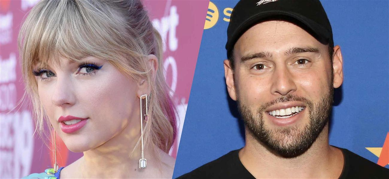 Taylor Swift Fans Lash Out at Scooter Braun as Halsey Voices Her Support: 'I Am Standing With Her'