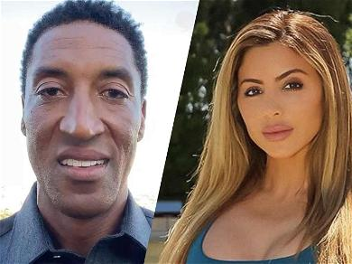 Larsa Pippen Reveals Utah Jazz Fans Threw Things At Scottie & Her While Reminiscing About 'The Last Dance'