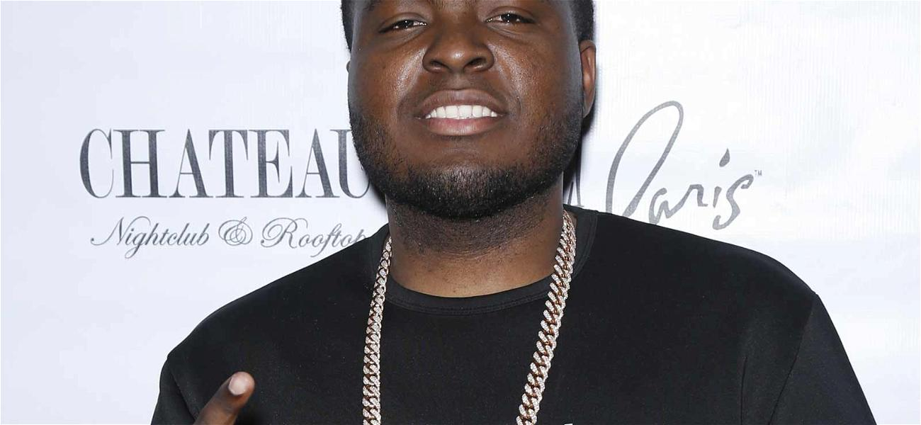 Sean Kingston's Music Royalties in Danger of Being Seized Over Unpaid Jewelry