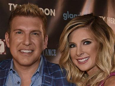 Todd Chrisley Forgets His Estranged Daughter Lindsie on National Daughter's Day