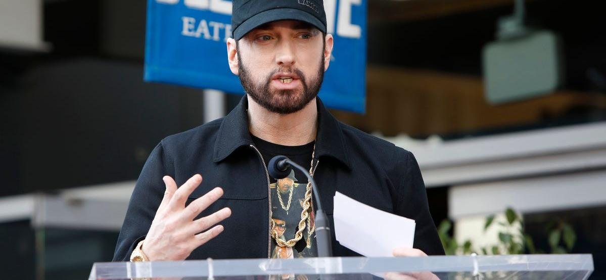 Eminem Disses Snoop Dogg On His Deluxe Track Titled 'Zeus'