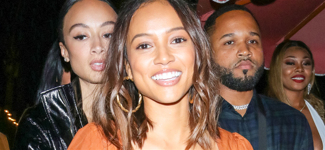 Karrueche Tran Sues Ex-Manager For $1.4 Million, Accuses Him Of Underpaying Her
