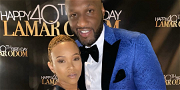 Lamar Odom Is Engaged! New Fiancée Sabrina Parr Shows Off Huge Ring