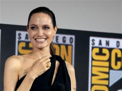 Angelina Jolie Is Friends With This 'Grey's Anatomy' Star