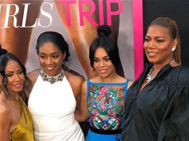 Queen LatifahShares Subtle Hint About 'Girls Trip' Sequel
