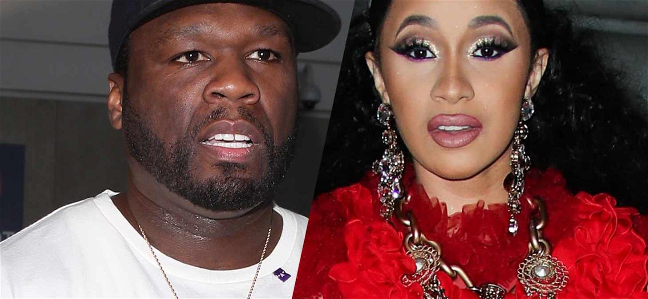 50 Cent Plays Marriage Counselor to Cardi B and Offset