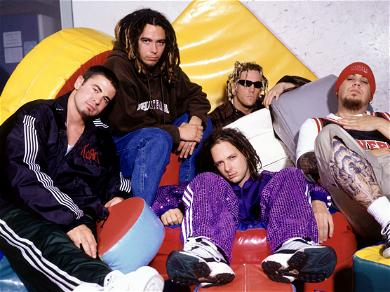 'Korn' Settles Lawsuit With Ex-Drummer David Silveria Over Music Royalties