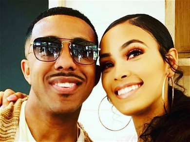 Marques Houston's 19-Year-Old Fiancé Miya Unbothered By Controversy Over Relationship