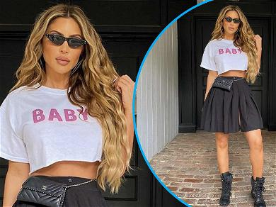 Larsa Pippen Is 'Trying To Be More Punctual' But Her Look Is Worth The Wait!