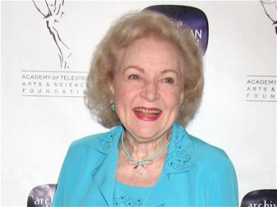 Betty White Prepares For 99th Birthday Celebration