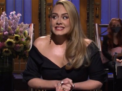 Adele DENIES Dating Rapper Skepta While Flaunting 100-Pound Weight Loss