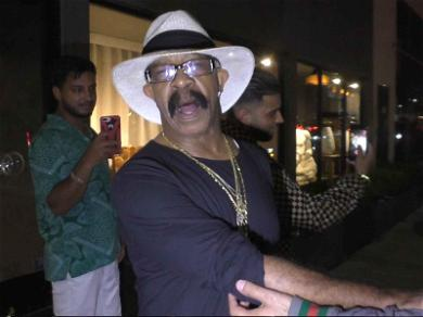 Drake's Father Dennis Graham is a Little Bit Cardi, a Little Bit Nicki and a Whole Lotta Wasted