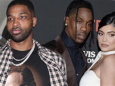 Tristan Thompson Takes Travis Scott's Side in Kylie Jenner Breakup